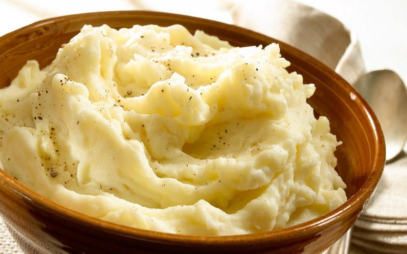 Aardappelpuree – Lekker gekruid